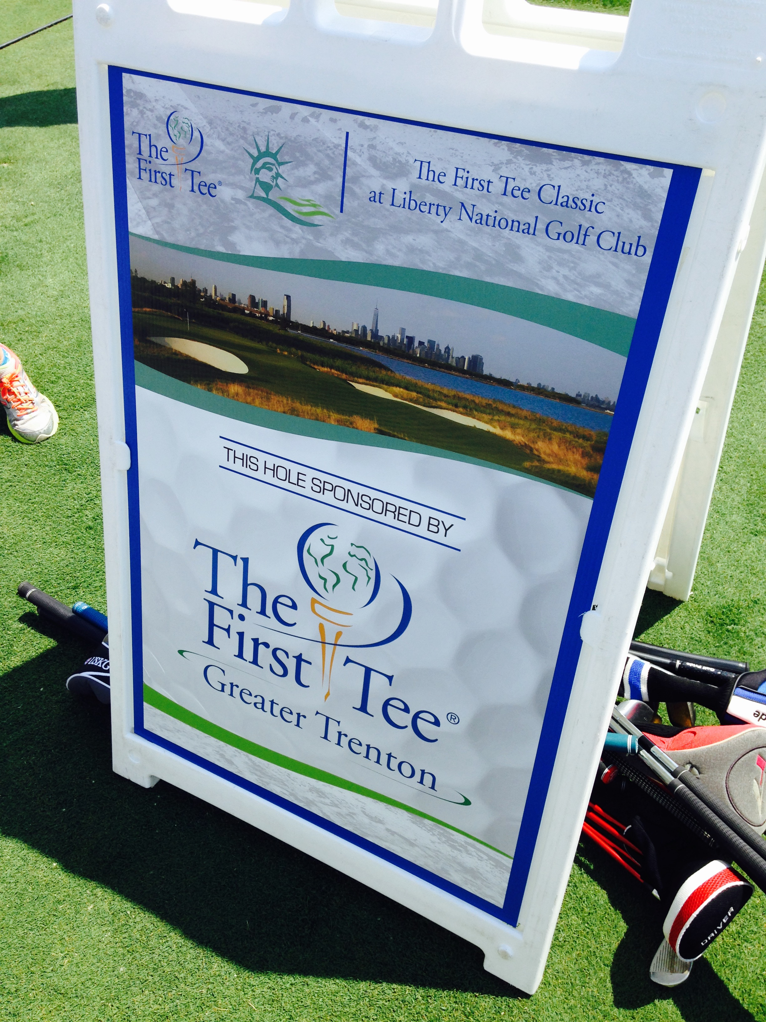 photo albums the first tee of greater trenton
